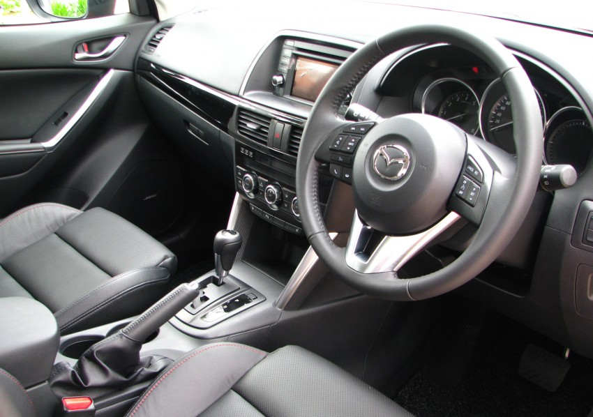 Mazda CX-5 test drive review: driven to the beach! Image #108275