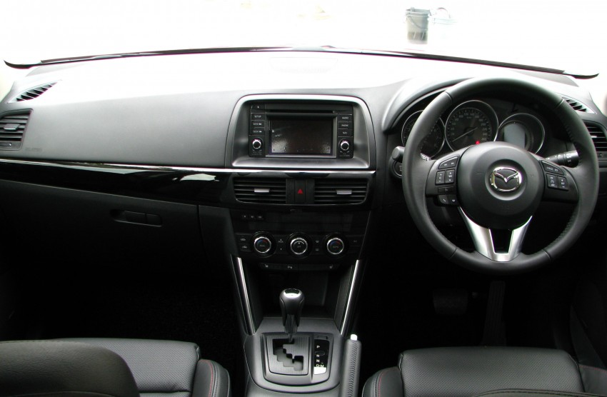 Mazda CX-5 launched – 2.0 SkyActiv-G, RM155k to RM165k Image #106678