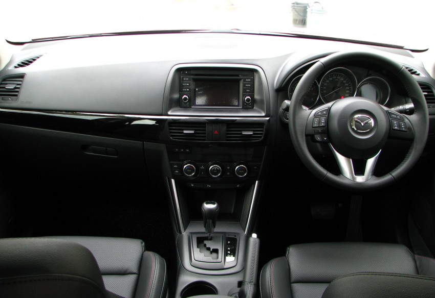 Mazda CX-5 test drive review: driven to the beach! Image #108277