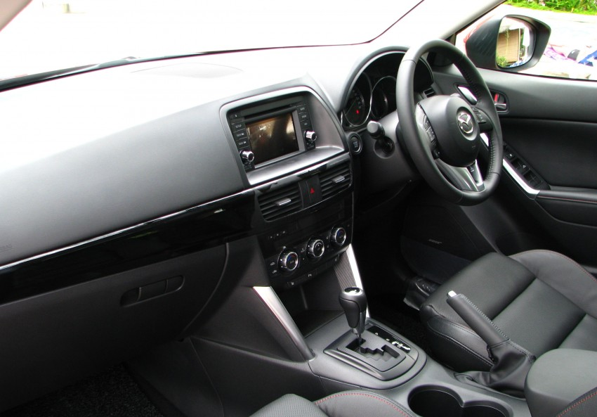 Mazda CX-5 test drive review: driven to the beach! Image #108285