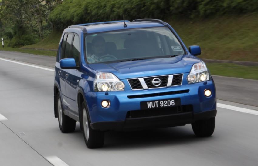 SUV shootout: Mitsubishi ASX vs Nissan X-Trail vs Honda CR-V vs Hyundai Tucson vs Peugeot 3008! Image #154198