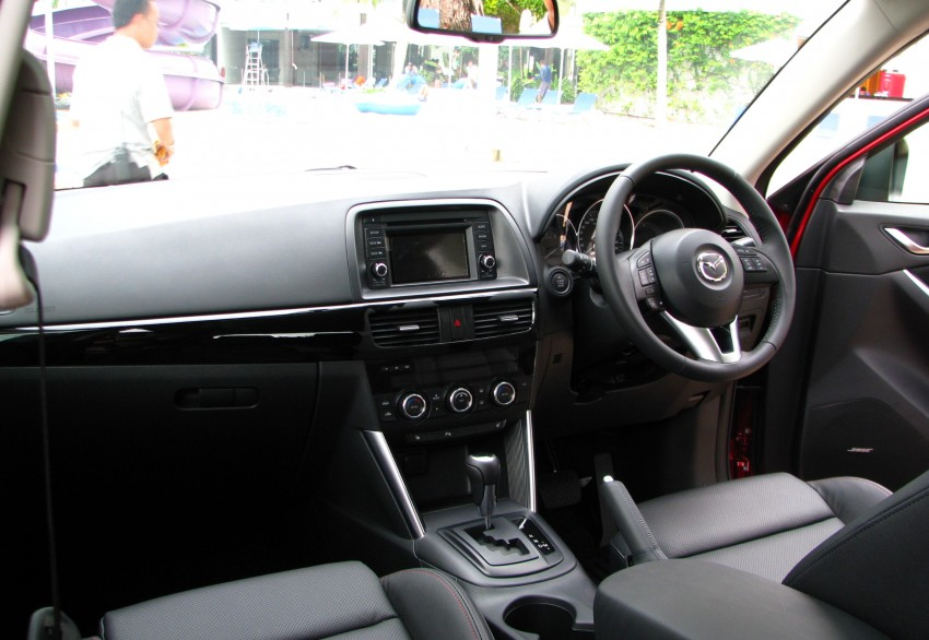 Mazda CX-5 launched – 2.0 SkyActiv-G, RM155k to RM165k Image #106681