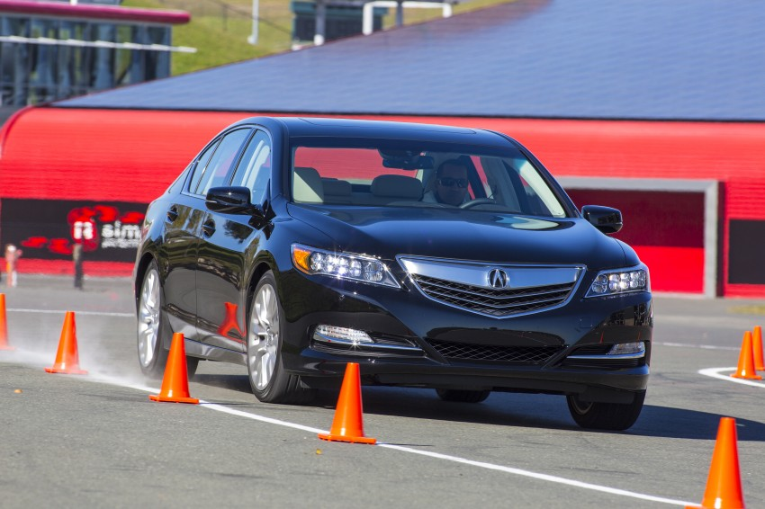 GALLERY: All-new 2014 Acura RLX – Honda's 5-Series Image #155239