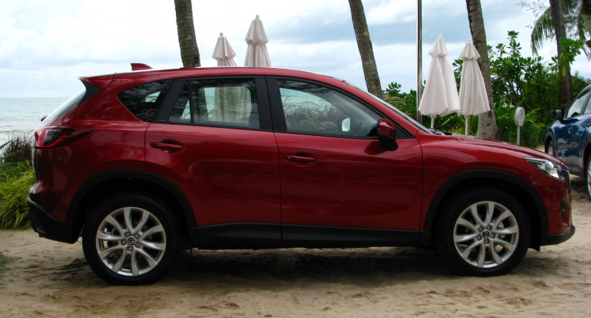 Mazda CX-5 launched – 2.0 SkyActiv-G, RM155k to RM165k Image #106686