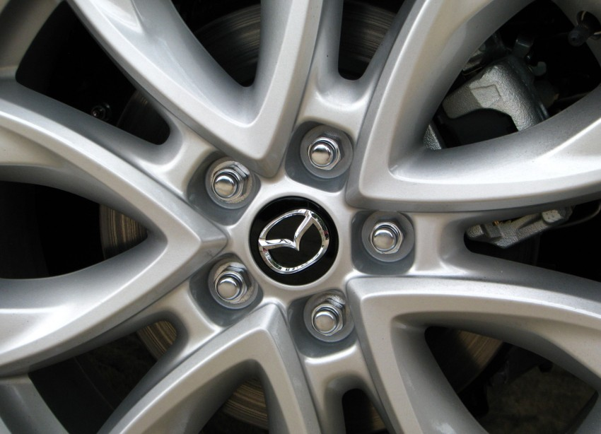 Mazda CX-5 test drive review: driven to the beach! Image #108302