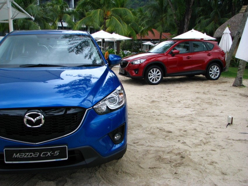 Mazda CX-5 launched – 2.0 SkyActiv-G, RM155k to RM165k Image #106687