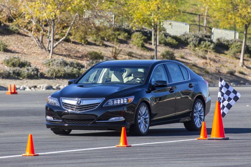GALLERY: All-new 2014 Acura RLX – Honda's 5-Series Image #155229