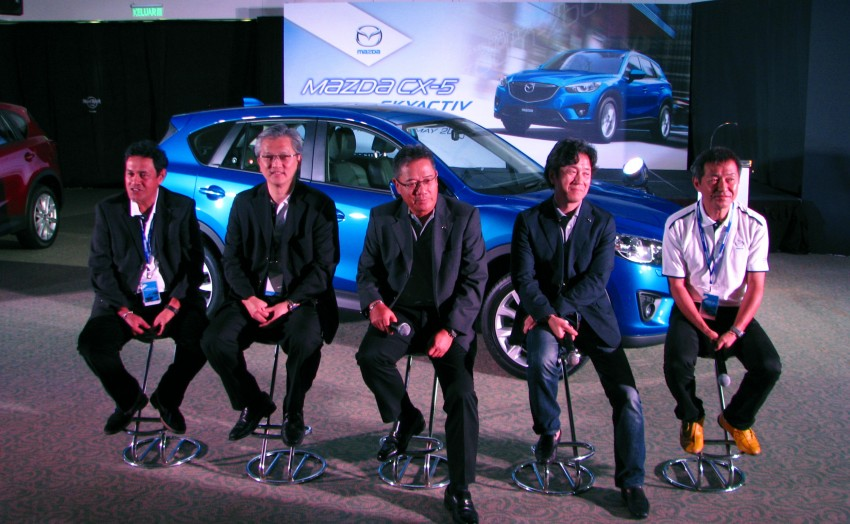 Mazda CX-5 launched – 2.0 SkyActiv-G, RM155k to RM165k Image #106727