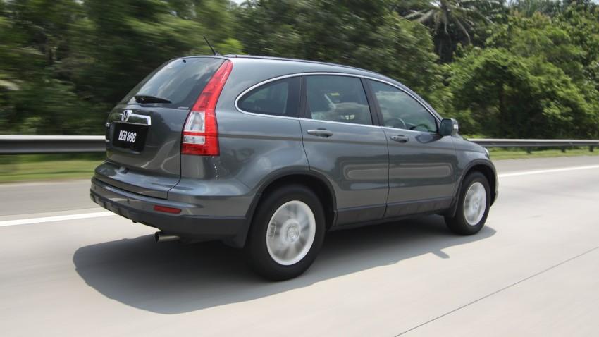 SUV shootout: Mitsubishi ASX vs Nissan X-Trail vs Honda CR-V vs Hyundai Tucson vs Peugeot 3008! Image #154149