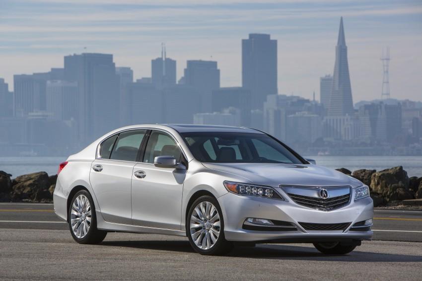 GALLERY: All-new 2014 Acura RLX – Honda's 5-Series Image #155248