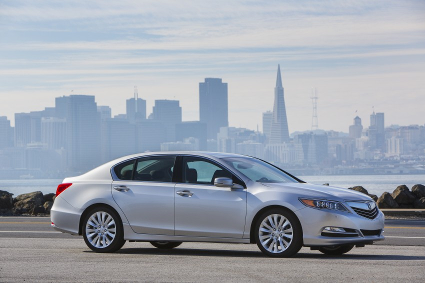 GALLERY: All-new 2014 Acura RLX – Honda's 5-Series Image #155243