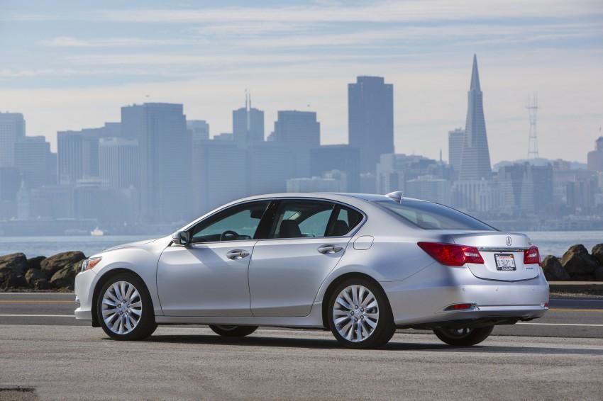 GALLERY: All-new 2014 Acura RLX – Honda's 5-Series Image #155238