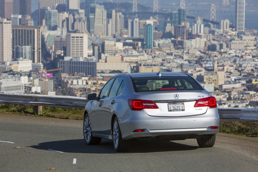 GALLERY: All-new 2014 Acura RLX – Honda's 5-Series Image #155223