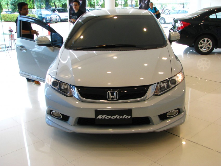 DRIVEN: 2012 Honda Civic FB (9th Gen) previewed in Thailand – not pretty, but handles brilliantly! Image #114600