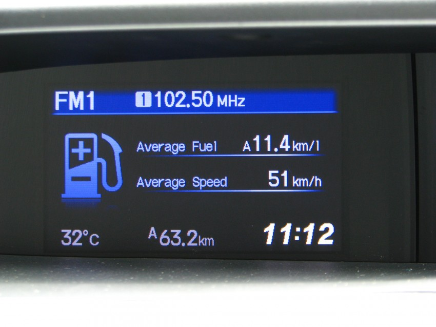 DRIVEN: 2012 Honda Civic FB (9th Gen) previewed in Thailand – not pretty, but handles brilliantly! Image #114581