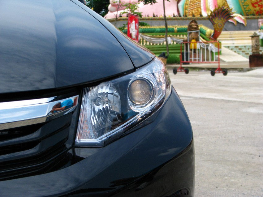 DRIVEN: 2012 Honda Civic FB (9th Gen) previewed in Thailand – not pretty, but handles brilliantly! Image #114564