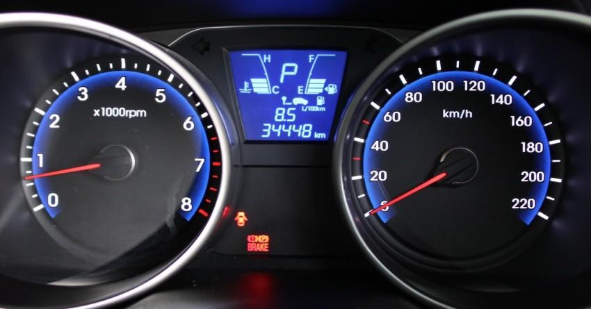 SUV shootout: Mitsubishi ASX vs Nissan X-Trail vs Honda CR-V vs Hyundai Tucson vs Peugeot 3008! Image #80385
