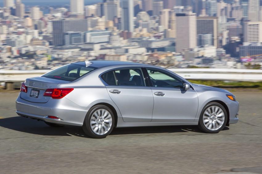 GALLERY: All-new 2014 Acura RLX – Honda's 5-Series Image #155235