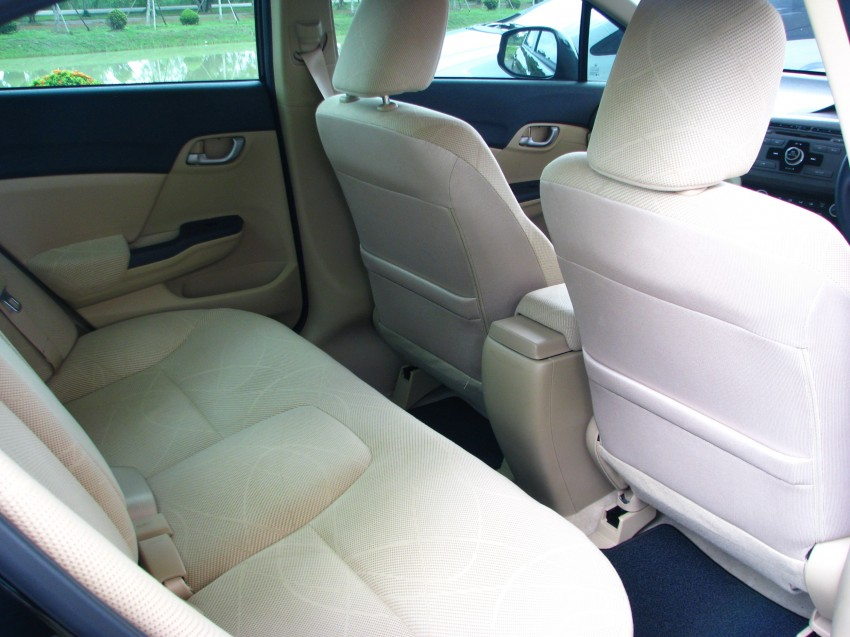 DRIVEN: 2012 Honda Civic FB (9th Gen) previewed in Thailand – not pretty, but handles brilliantly! Image #114573