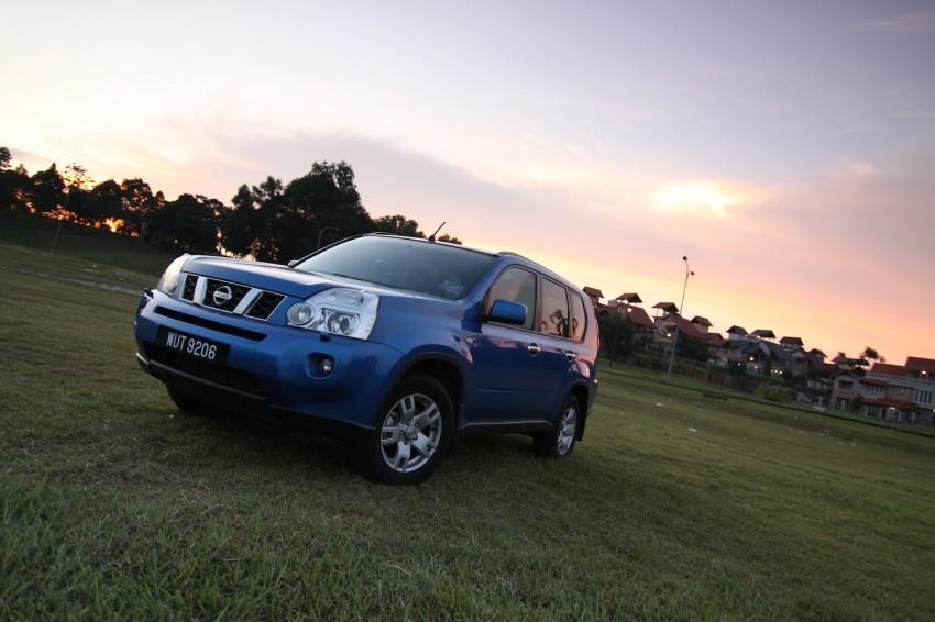 SUV shootout: Mitsubishi ASX vs Nissan X-Trail vs Honda CR-V vs Hyundai Tucson vs Peugeot 3008! Image #154193