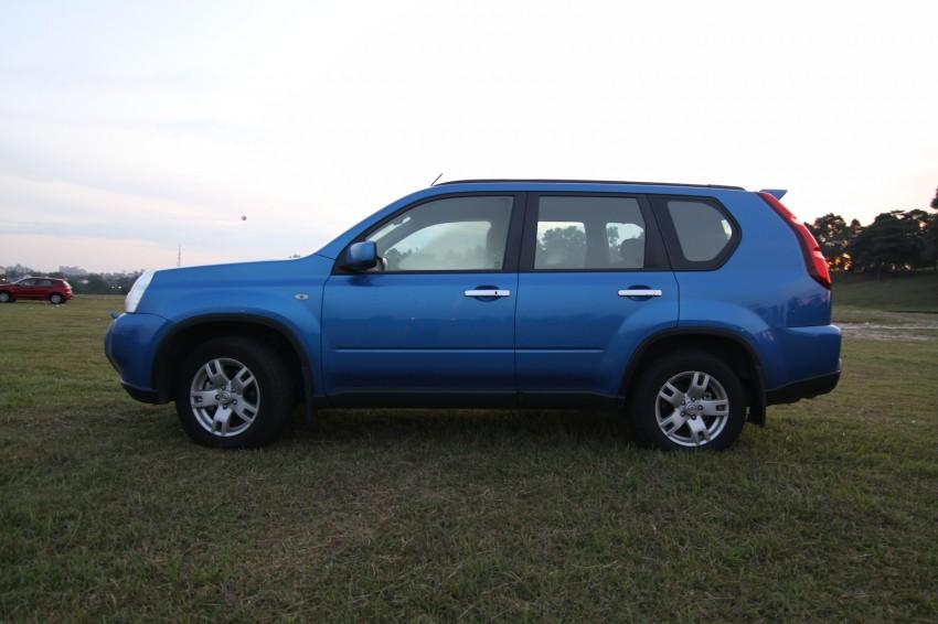 SUV shootout: Mitsubishi ASX vs Nissan X-Trail vs Honda CR-V vs Hyundai Tucson vs Peugeot 3008! Image #154190