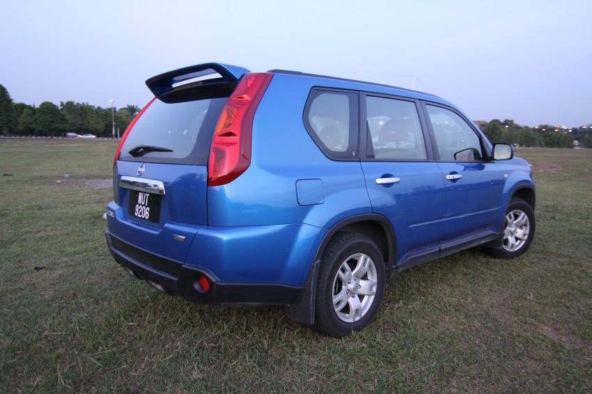 SUV shootout: Mitsubishi ASX vs Nissan X-Trail vs Honda CR-V vs Hyundai Tucson vs Peugeot 3008! Image #154192