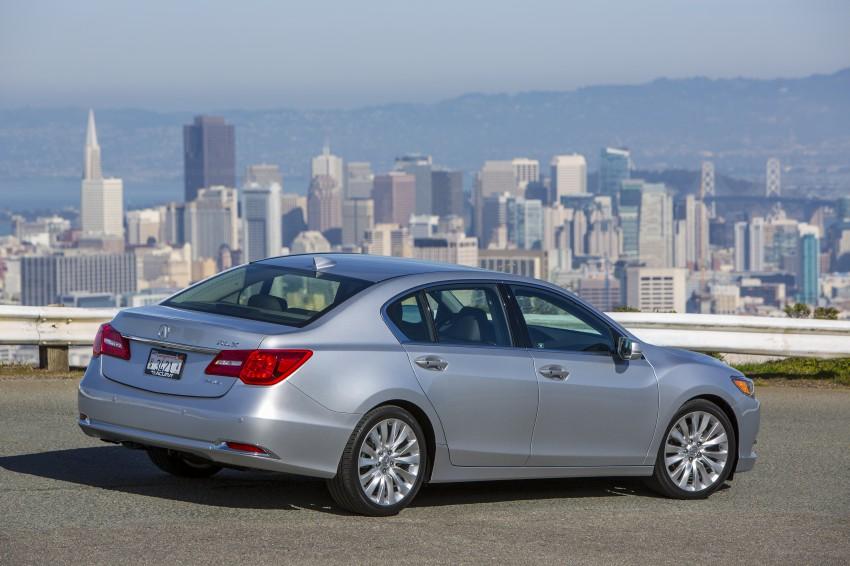 GALLERY: All-new 2014 Acura RLX – Honda's 5-Series Image #155230