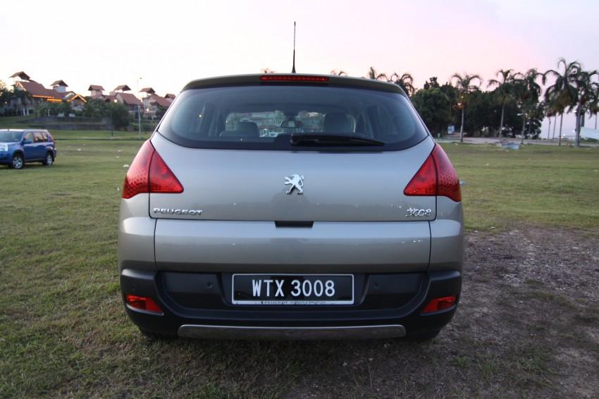 SUV shootout: Mitsubishi ASX vs Nissan X-Trail vs Honda CR-V vs Hyundai Tucson vs Peugeot 3008! Image #154285