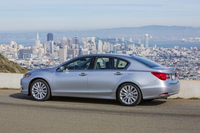 GALLERY: All-new 2014 Acura RLX – Honda's 5-Series Image #155208