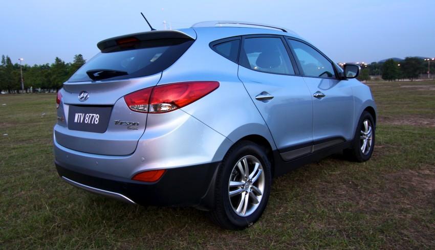 SUV shootout: Mitsubishi ASX vs Nissan X-Trail vs Honda CR-V vs Hyundai Tucson vs Peugeot 3008! Image #154331