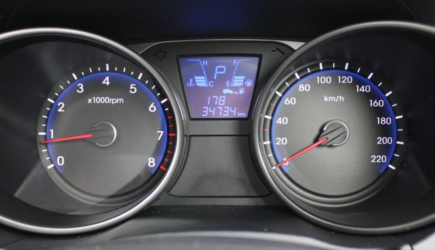 SUV shootout: Mitsubishi ASX vs Nissan X-Trail vs Honda CR-V vs Hyundai Tucson vs Peugeot 3008! Image #154333