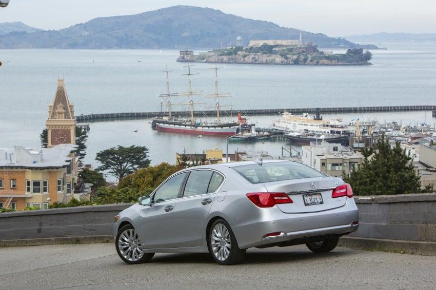 GALLERY: All-new 2014 Acura RLX – Honda's 5-Series Image #155213