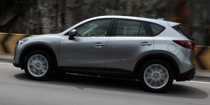 Mazda CX-5 test drive review: driven to the beach! Image #108012