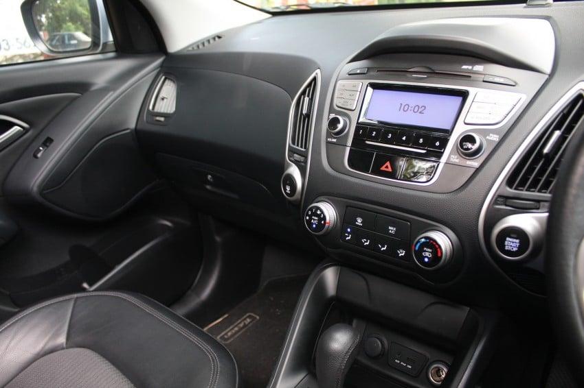 SUV shootout: Mitsubishi ASX vs Nissan X-Trail vs Honda CR-V vs Hyundai Tucson vs Peugeot 3008! Image #80735