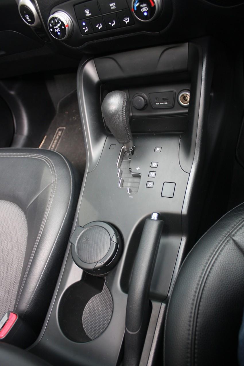 SUV shootout: Mitsubishi ASX vs Nissan X-Trail vs Honda CR-V vs Hyundai Tucson vs Peugeot 3008! Image #154329