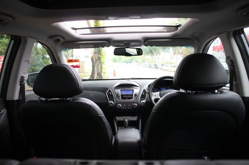 SUV shootout: Mitsubishi ASX vs Nissan X-Trail vs Honda CR-V vs Hyundai Tucson vs Peugeot 3008! Image #80738