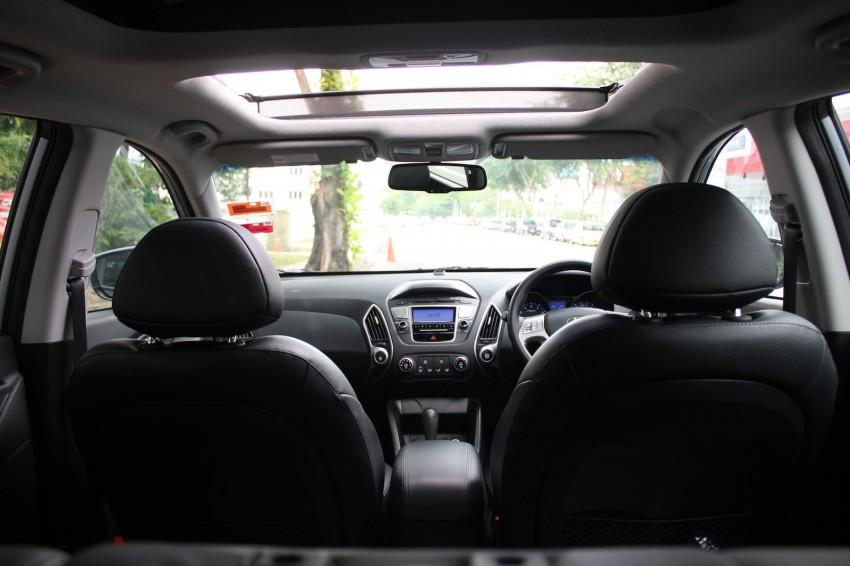 SUV shootout: Mitsubishi ASX vs Nissan X-Trail vs Honda CR-V vs Hyundai Tucson vs Peugeot 3008! Image #154327