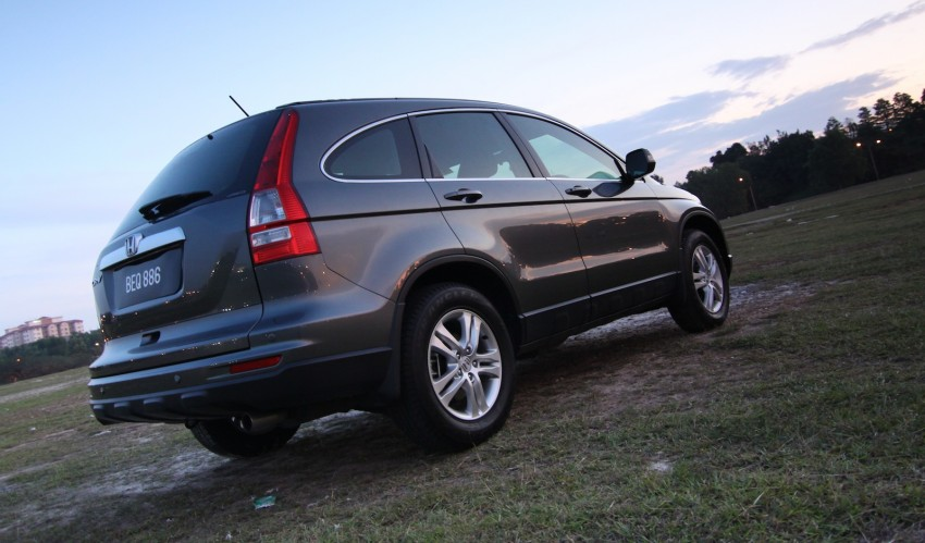 SUV shootout: Mitsubishi ASX vs Nissan X-Trail vs Honda CR-V vs Hyundai Tucson vs Peugeot 3008! Image #154138