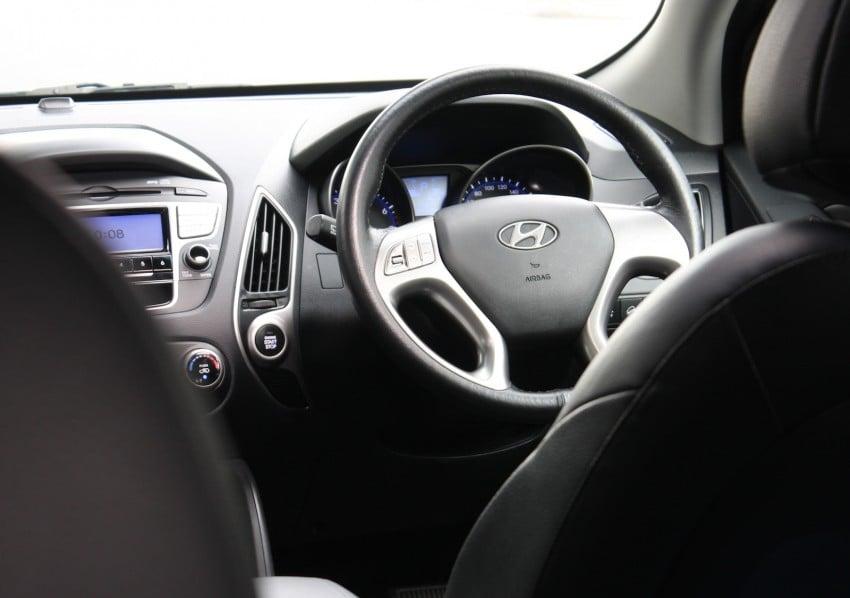 SUV shootout: Mitsubishi ASX vs Nissan X-Trail vs Honda CR-V vs Hyundai Tucson vs Peugeot 3008! Image #80409