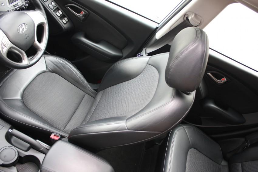 SUV shootout: Mitsubishi ASX vs Nissan X-Trail vs Honda CR-V vs Hyundai Tucson vs Peugeot 3008! Image #80410