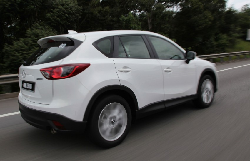 Mazda CX-5 test drive review: driven to the beach! Image #108014