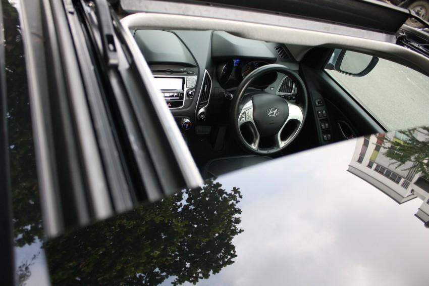 SUV shootout: Mitsubishi ASX vs Nissan X-Trail vs Honda CR-V vs Hyundai Tucson vs Peugeot 3008! Image #154320