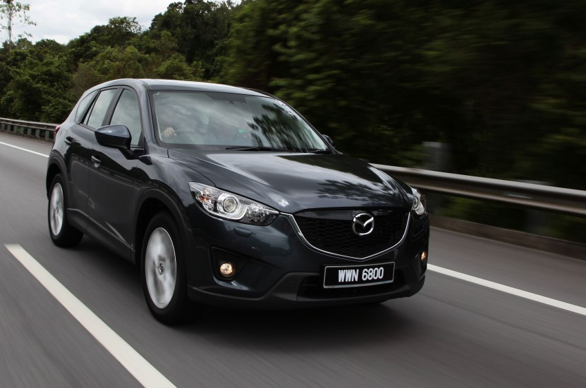 Mazda CX-5 test drive review: driven to the beach! Image #108015