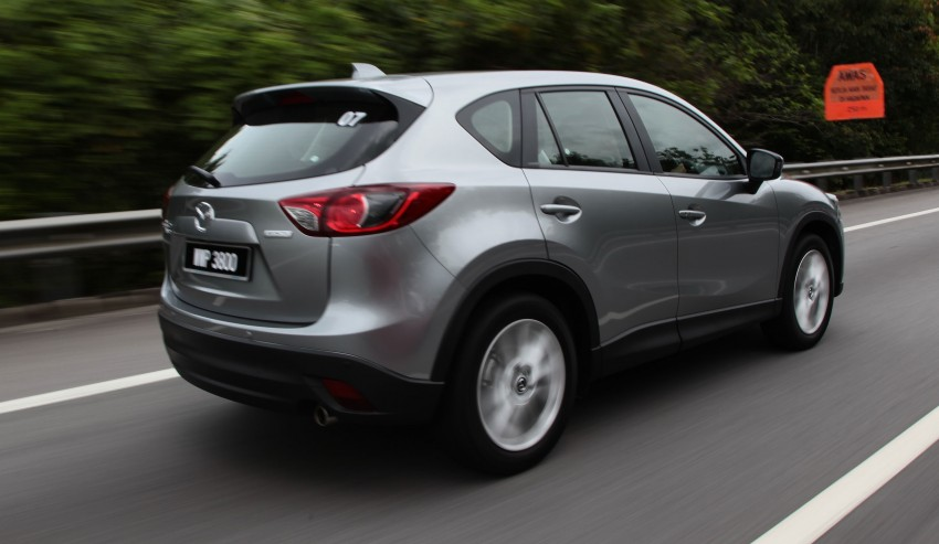 Mazda CX-5 test drive review: driven to the beach! Image #108016