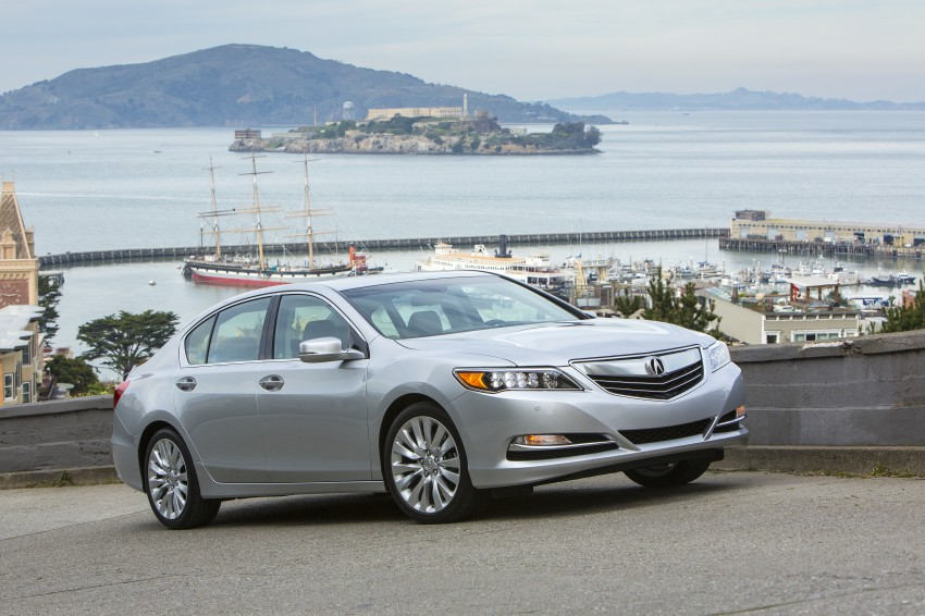 GALLERY: All-new 2014 Acura RLX – Honda's 5-Series Image #155219
