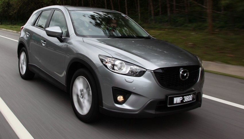 Mazda CX-5 test drive review: driven to the beach! Image #108017