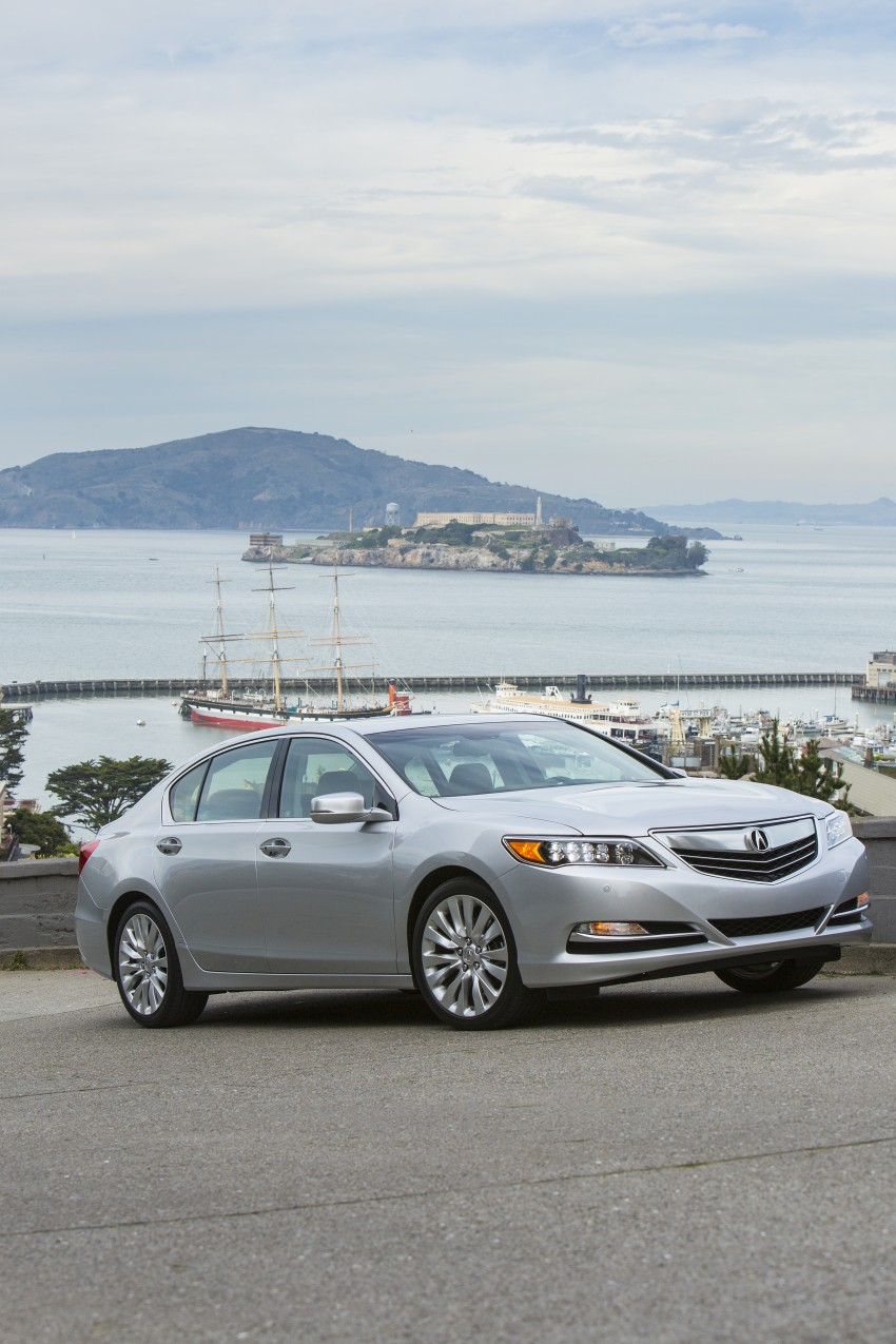 GALLERY: All-new 2014 Acura RLX – Honda's 5-Series Image #155209