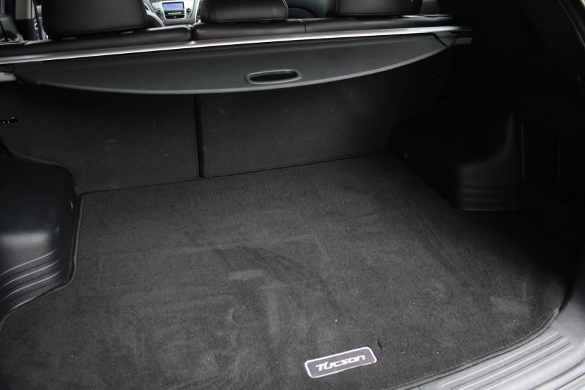 SUV shootout: Mitsubishi ASX vs Nissan X-Trail vs Honda CR-V vs Hyundai Tucson vs Peugeot 3008! Image #80751