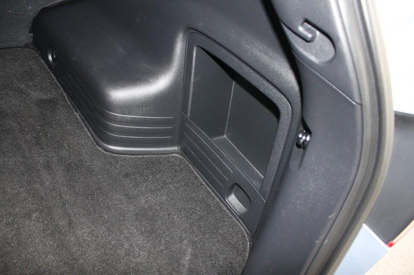 SUV shootout: Mitsubishi ASX vs Nissan X-Trail vs Honda CR-V vs Hyundai Tucson vs Peugeot 3008! Image #80755