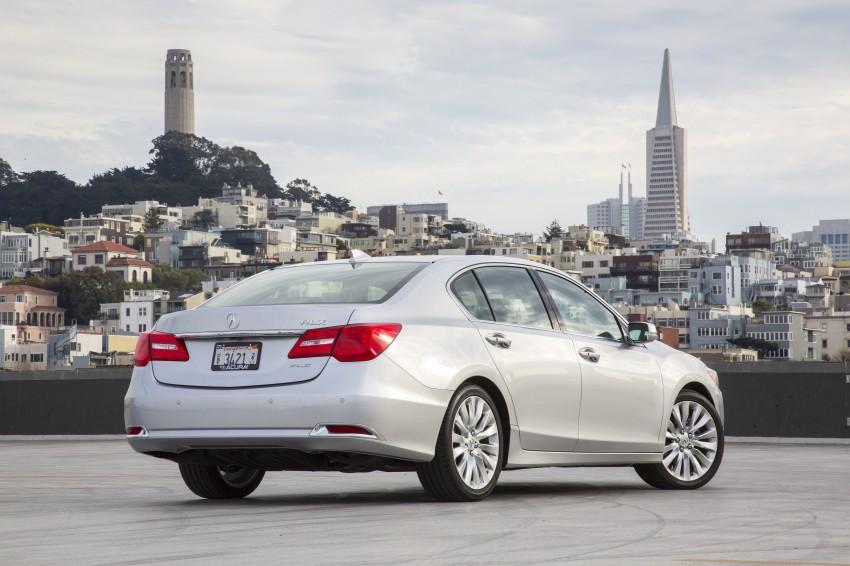 GALLERY: All-new 2014 Acura RLX – Honda's 5-Series Image #155215